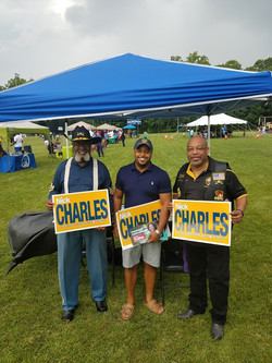 District Heights Day Team Nick Charles Veterans