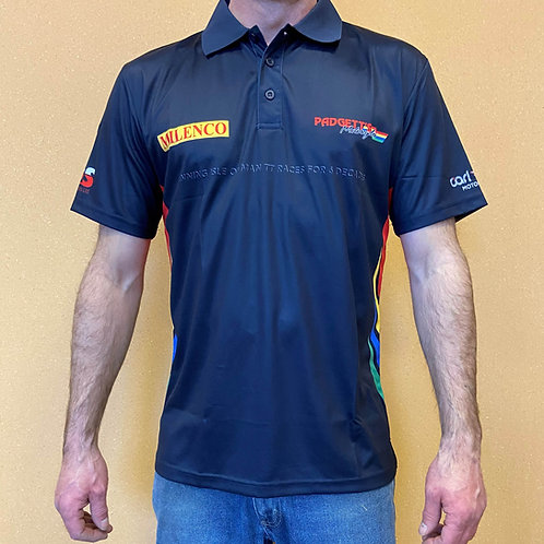 Milenco/ Padgetts Sports Polo Shirt
