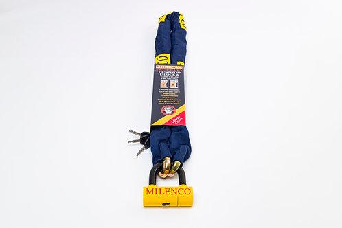 Dundrod U Lock & 14mm Chain 1.4m Long