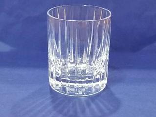 バカラ ハーモニー ショットグラスに名入れ彫刻しました