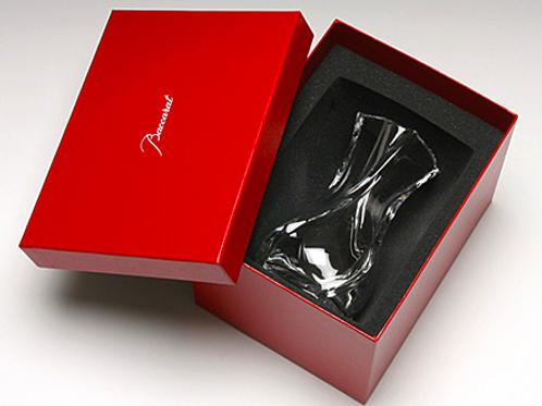 バカラ,Baccarat,セルパンタン,ベース,花瓶,名入れ,名入れギフト,エッチング彫刻,プレゼント,新築祝い,法人記念品