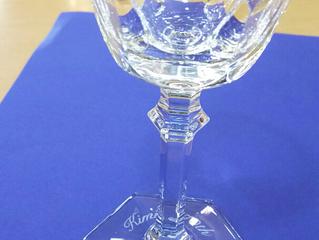 アルクール イブ ワイングラスです