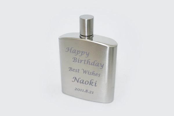 ウィスキーボトル,バッカス,アウトドア,名入れ,名入れギフト,プレゼント,父の日