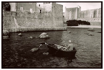Fisherman's Cat, Dubrovnik