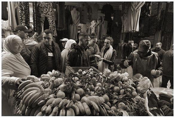 Fruit Cart, Marrakech