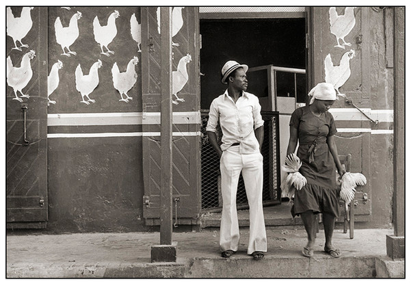 Poultry Shop, Jacmel