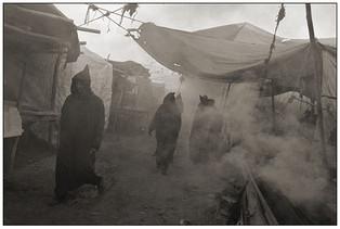 Dawn, Had-Raa Berber Market