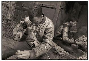 Blacksmith Shop, Marrakech
