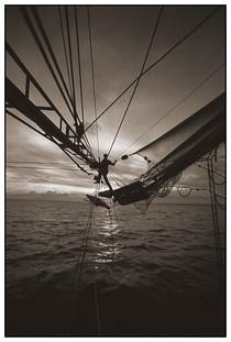 Aboard The Gambler