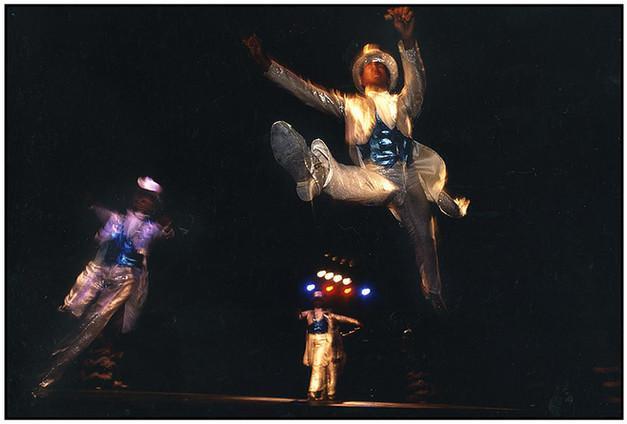 Opening Act, Tropicana Review, Havana