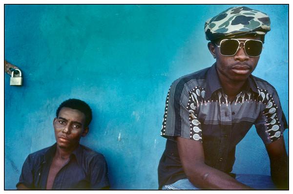 Unemployed, Port Au Prince