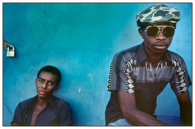 Two Haitians