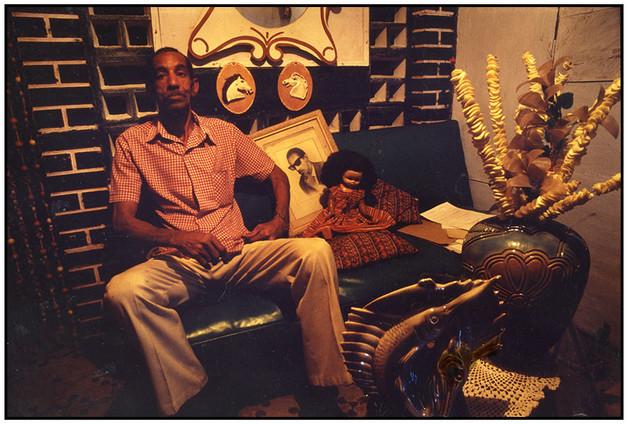 Eduardo Crespo's One-Room Home, Pinar del Rio
