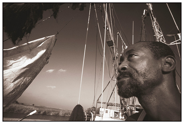 Anthony Grimm, Fisherman
