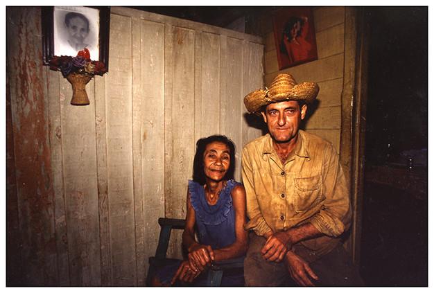 Tobacco Farmer Felix Quinones and his Sister, Vinales
