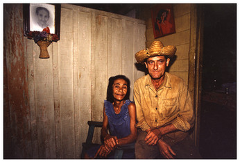 Tobacco Farmer Felix Quinones and his Sister, Vinales