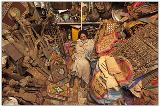Handicraft Seller, Marrakech