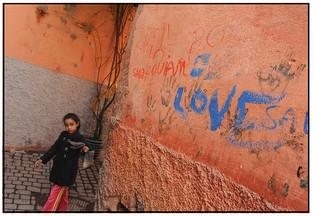 Backstreet, Marrakech