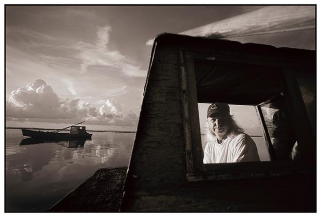 Derek Lolly, Oysterman