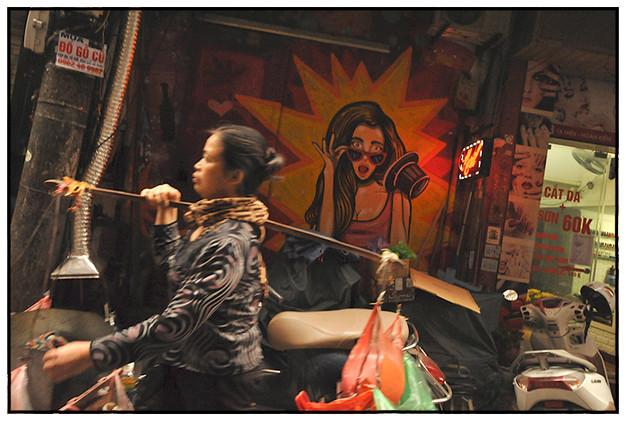 Hanoi Back Alley