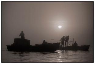 Working Oystermen, Cat Point