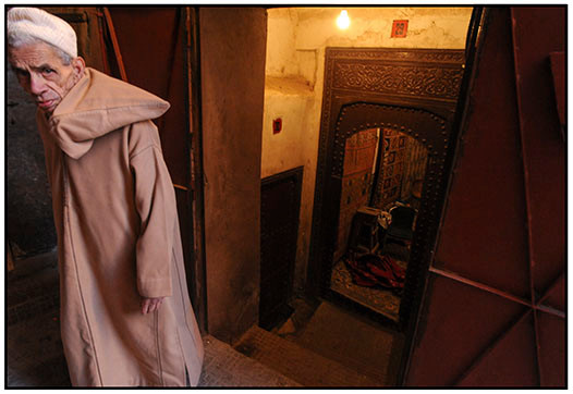 Carpet Merchant, Marrakech
