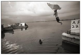 Summer Finale, Eastpoint Oyster Docks