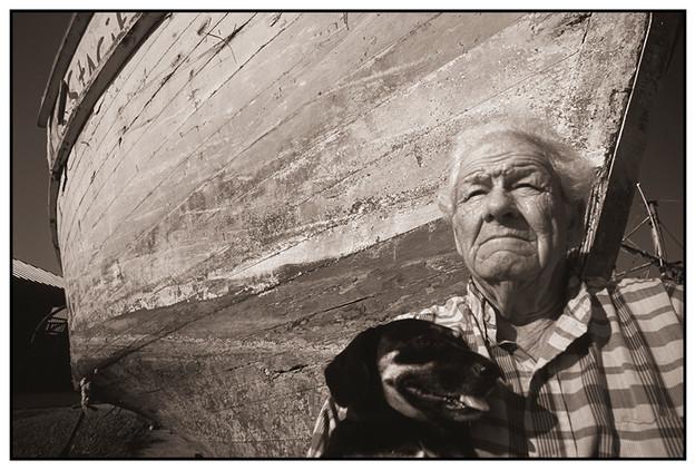 Calvin Chesney, Retired Fisherman