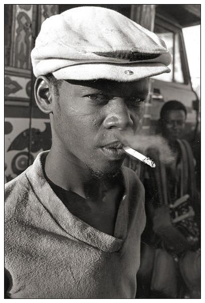 Bus Driver, Port Au Prince