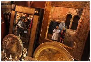 Mirror Shop, Marrakech