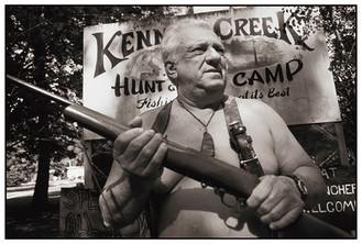 Ray Barnes, Fish Camp Resident