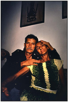 Mr. and Mrs. Rodriguez on the Night of their Son's Wedding, Havana