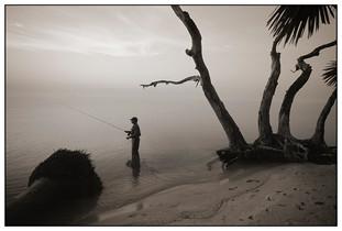 Daybreak St. Vincent Island