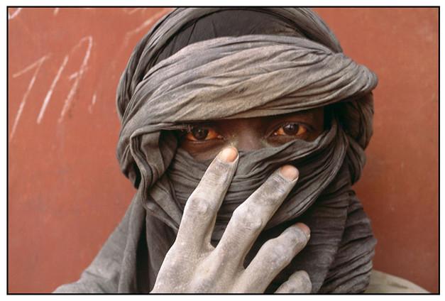 Cement Worker, Mali