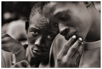 Brothers, Haiti