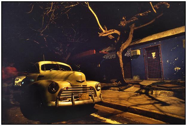 Side Street, 10 p.m., Varadero