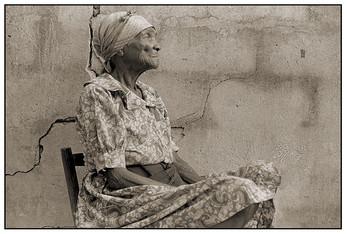 Street Peddler, Port Au Prince