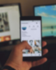 Mobile phone shows importance of content