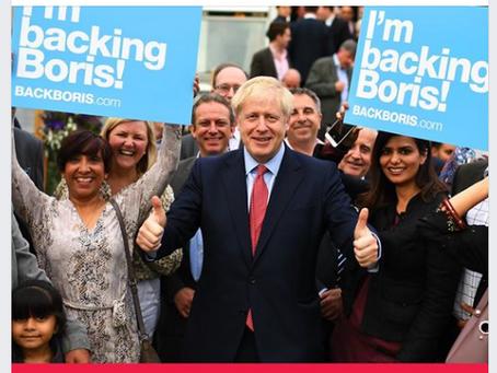 Brand Boris kicks off major comms campaign