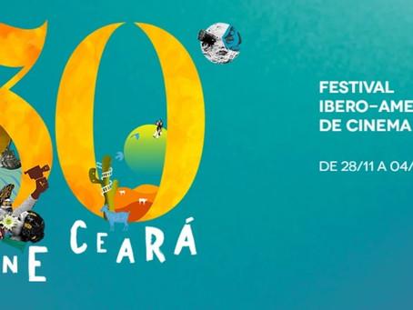 Cine Ceará anuncia novo formato e abre inscrições para a 30ª edição.