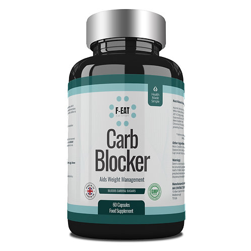 Carb Blocker - 60 Soft Gel Capsules
