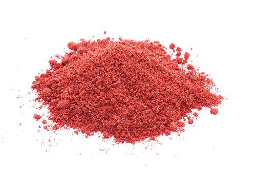 Strawberry Powder - 100% Freeze Dried Fruit Powder made from Strawberries- 100g