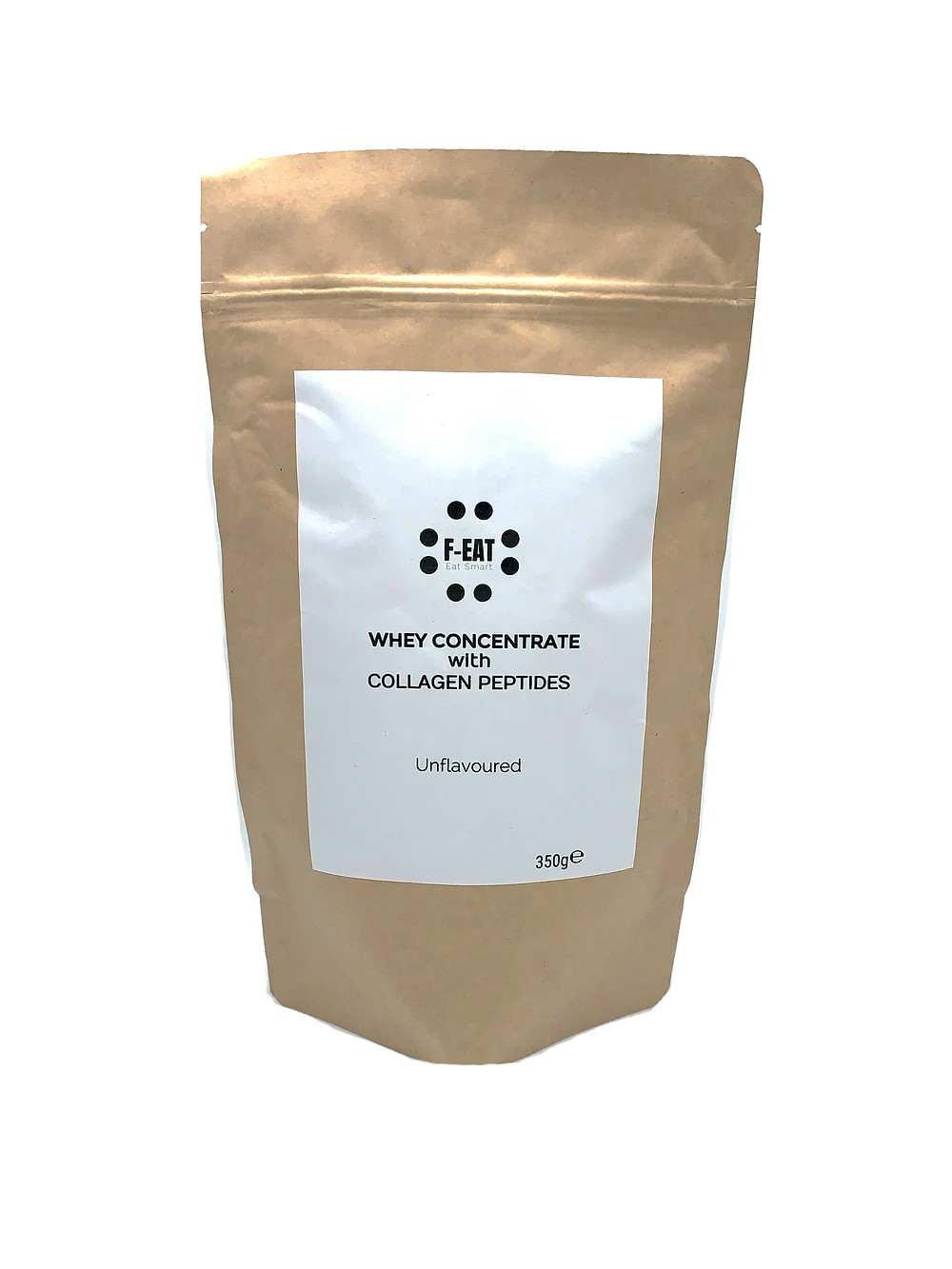 Unflavoured protein powder for all uses. Supports joints, skin, hair and nails health!