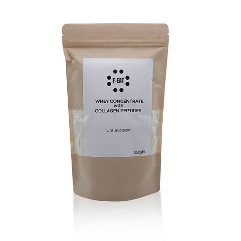 Whey Concentrate with Bovine Collagen Peptide