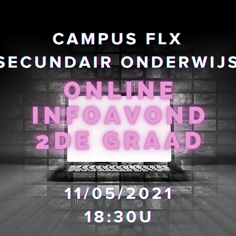 Online infoavond 2de graad