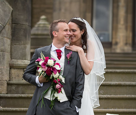 David Jones Photography | Gallery | Wedding Photography | Allerton Castle | Simon and Jessie