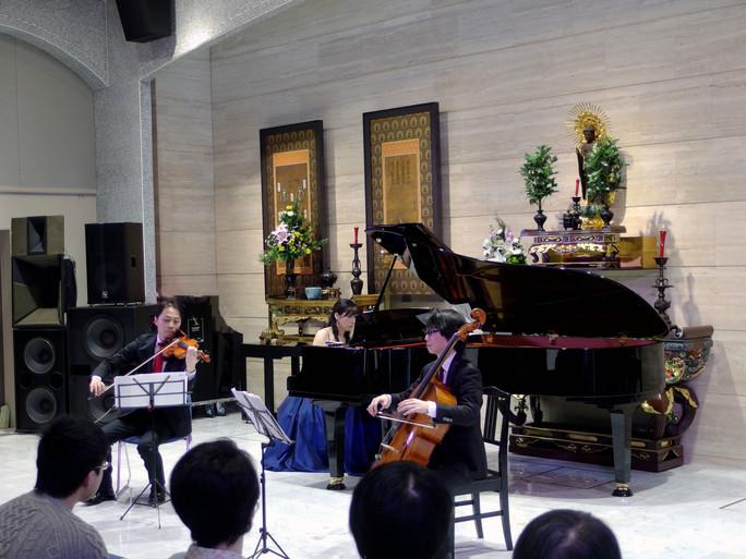 新春 ミニクラシックコンサート 2017 を開催