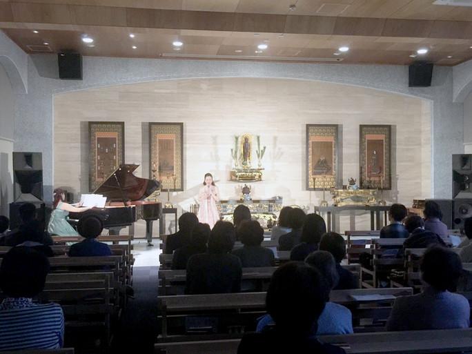 第二回 新春ミニコンサートを開催