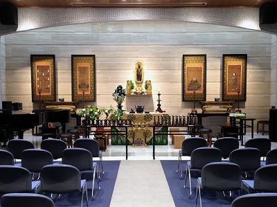 明耀山光行寺 永代経法要を修行しました