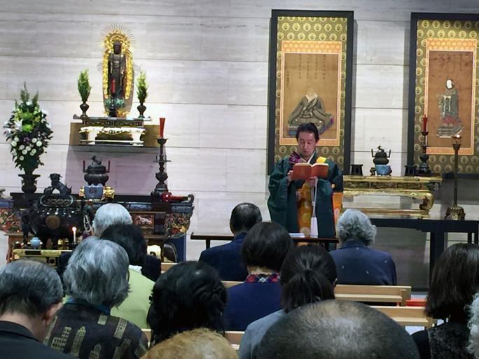 2015(平成27)年度 「お取越し(寺院法要)」を修行